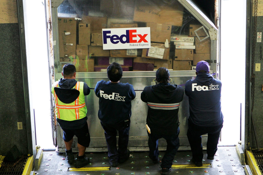 UPS, FedEx Already Get Millions in Tax Benefits for a Mixed