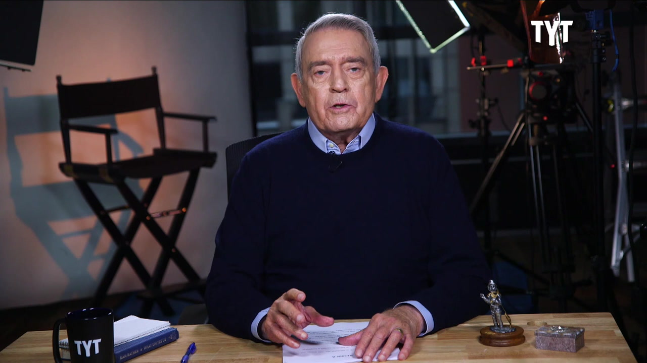 The News with Dan Rather: June 18, 2018