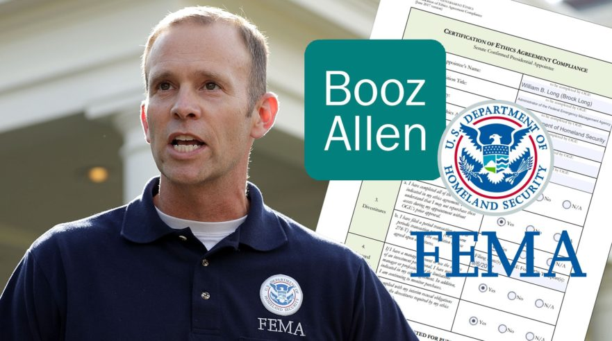 FEMA Spending Millions on Contracts with FEMA Chief's Old Clients
