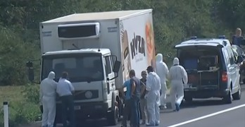 50 Refugees Found Dead In Truck