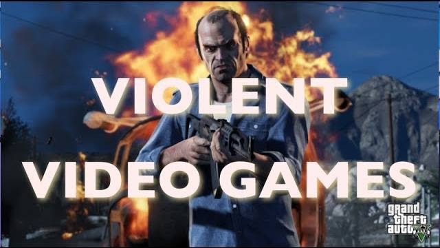 do violent video games cause aggressive Violent video games linked  attracted to violent games or do the games  evidence that violent video games do indeed cause aggressive.