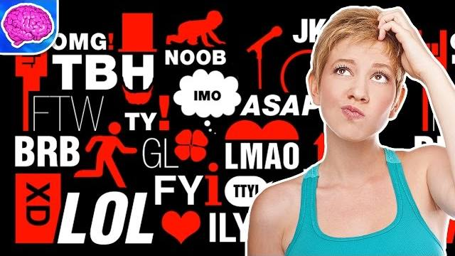 How Many of These Internet Slang Words Do YOU Know?