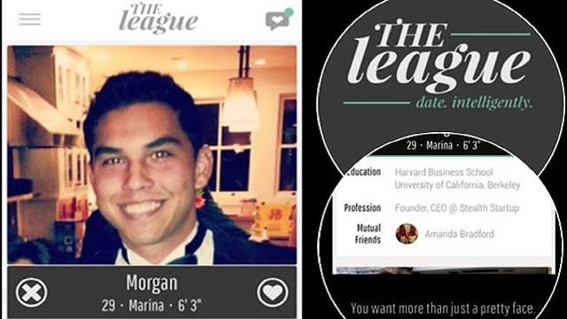 Ivy league dating app