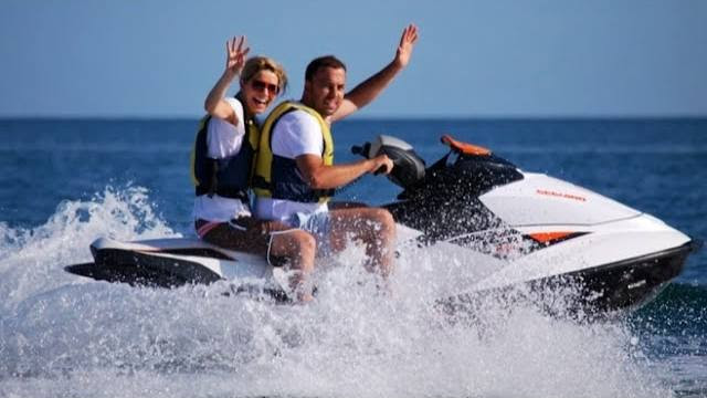 Nude Beach Blow Job Jet Ski Fight Leads to Wifes Death