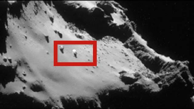 stable on philae comet lander - photo #22