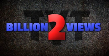 The Young Turks Hits TWO BILLION Views On YouTube!