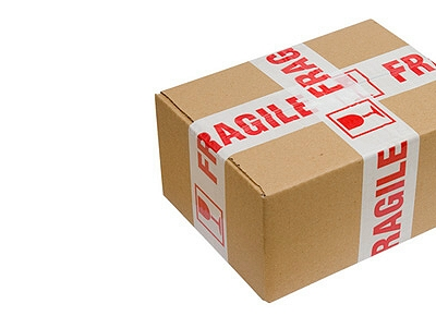 Whatever You Do, DON'T MARK YOUR PACKAGE 'FRAGILE'