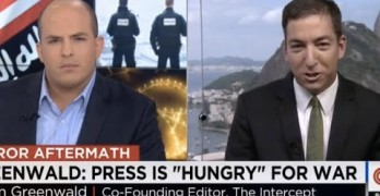 Glenn Greenwald: CNN Has Basically Become State TV War Propaganda