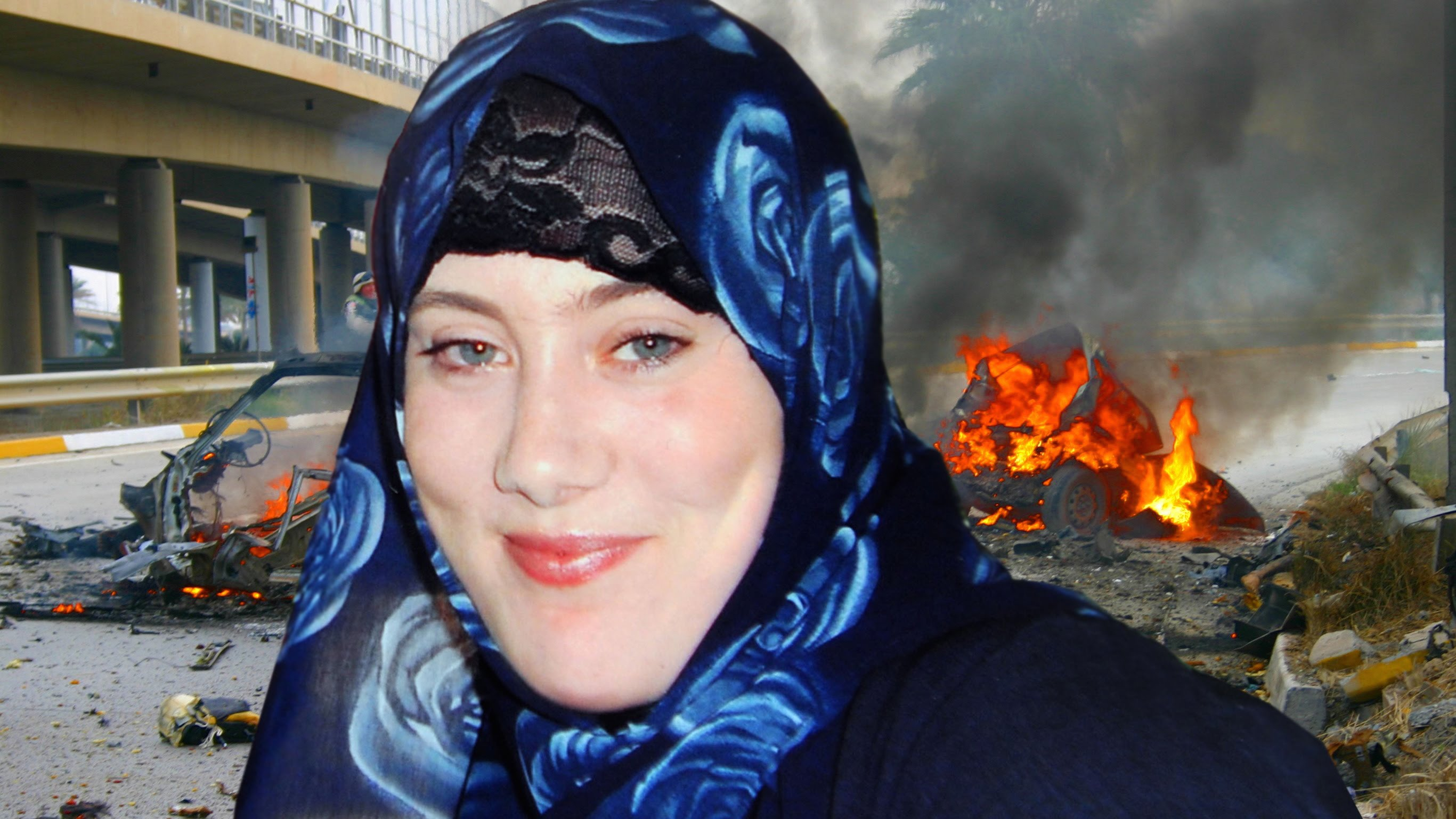 Isis female suicide bomber squad trained by quot white widow quot