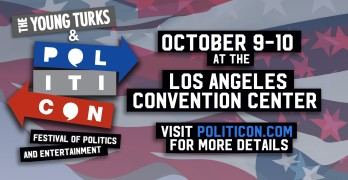 Meet The Young Turks And Jimmy Dore LIVE At Politicon!