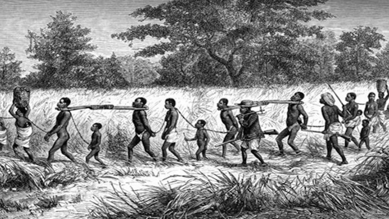 Mother Outs Textbooks That Call Slave Trade Worker