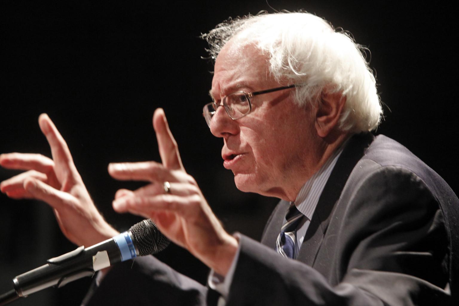 Bernie sanders for president rumors