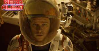 The Martian Official Q&A with Matt Damon, NASA, & Author Andy Weir