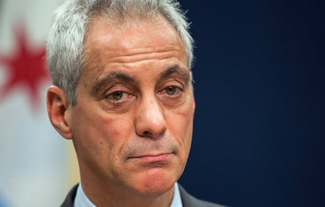 Too Little Too Late: Rahm Emanuel Sorry For Sucking At ...