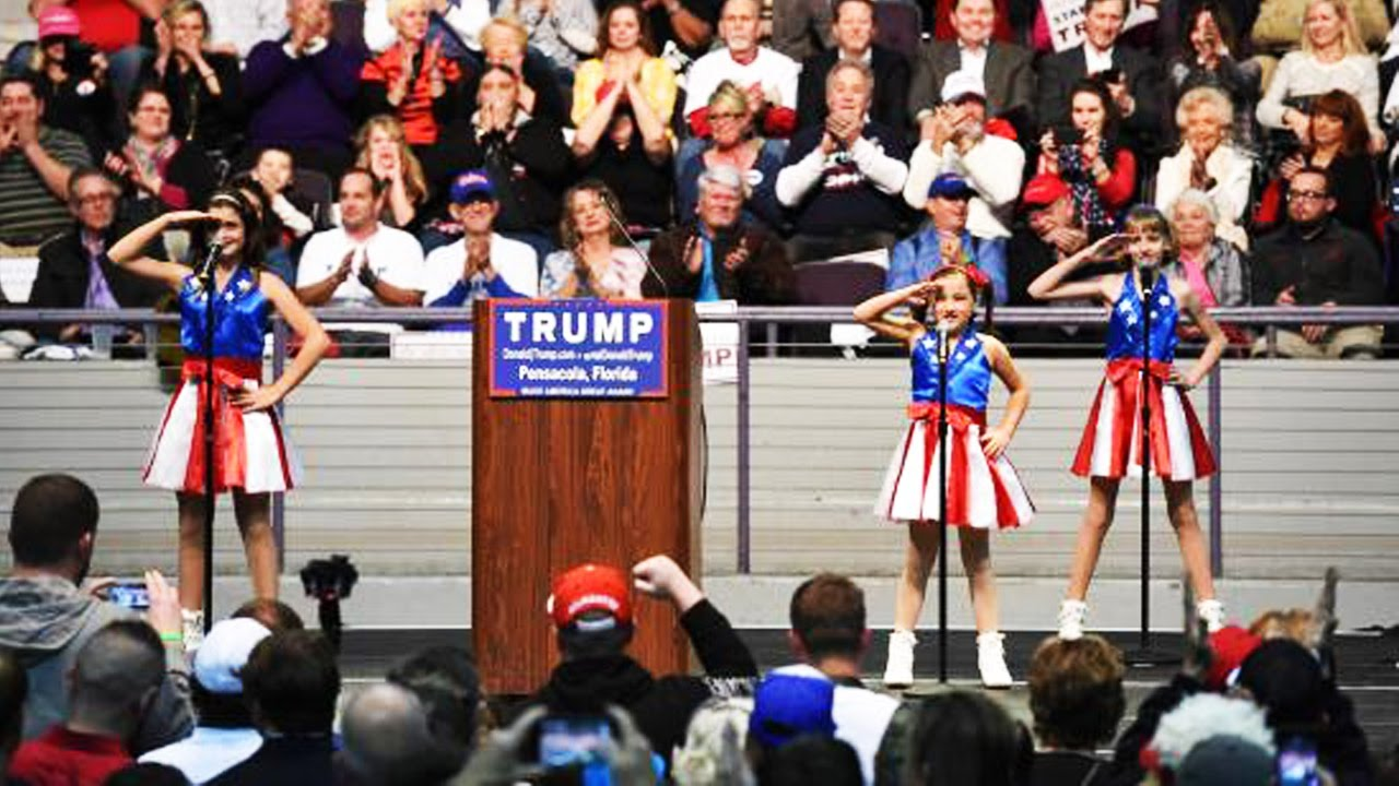 Why Is This Trump Rally Video So Scary? - TYT Network